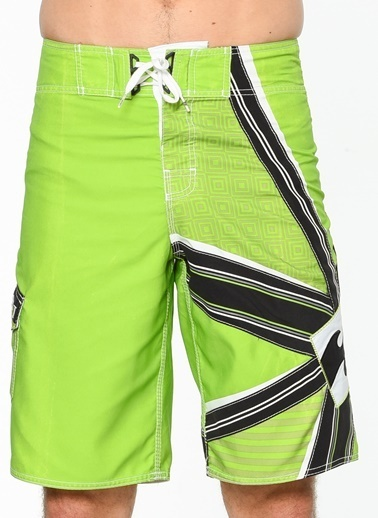 Billabong Board Short Yeşil